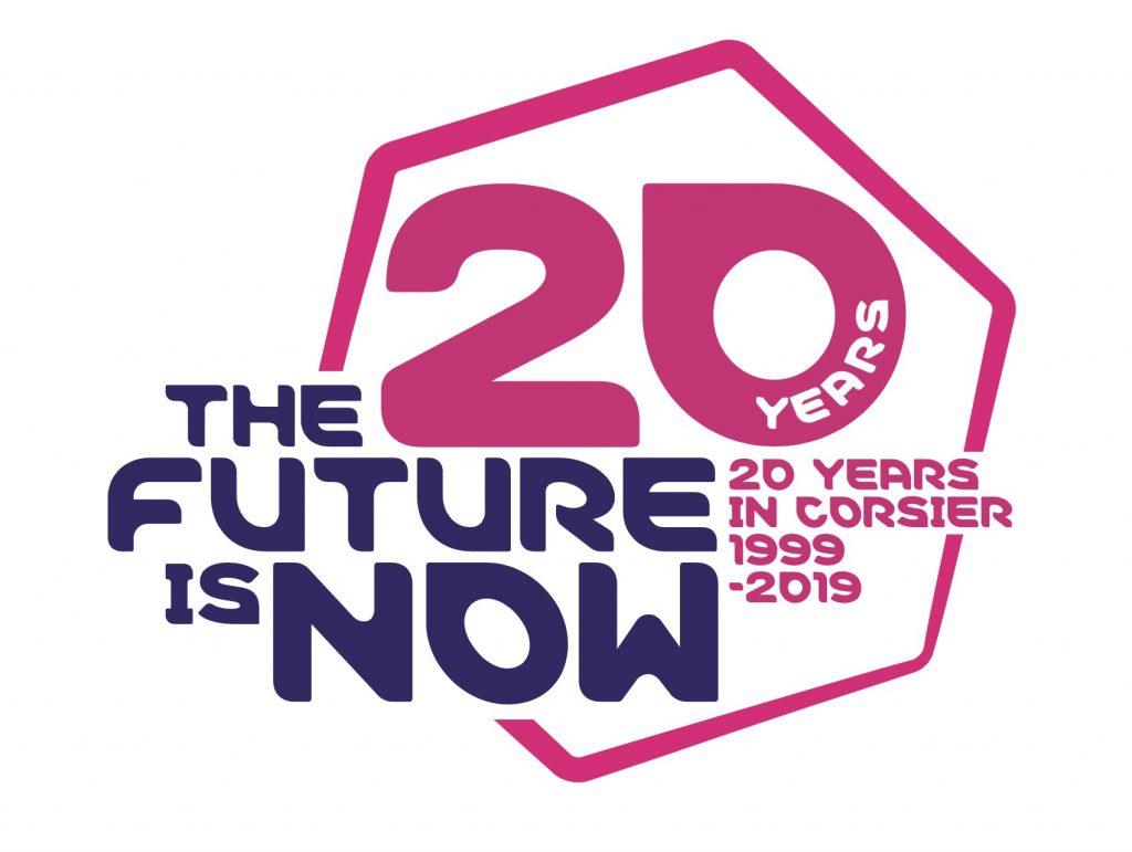 Merck 20th anniversary Corsier